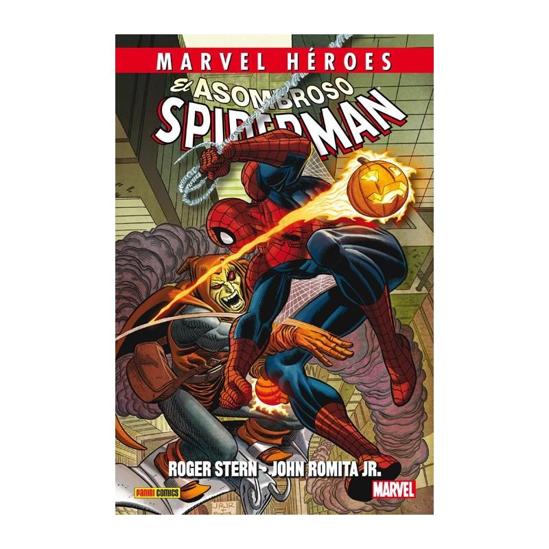 El Asombroso Spiderman de Roger Stern y John Romita Jr. Edición Definitiva (Marvel Héroes 69)