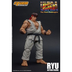 Figura Ryu Ultra Street Fighter II Storm Collectibles