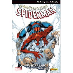 El Asombroso Spiderman 1. Vuelta a Casa (Marvel Saga 3)