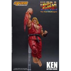 Figura Ken Ultra Street Fighter II Storm Collectibles