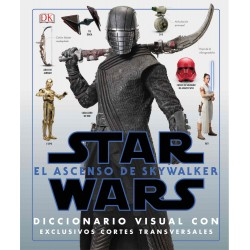 Star Wars. El Ascenso de Skywalker (Diccionario Visual)