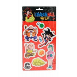 Set de Imanes Dragon Ball