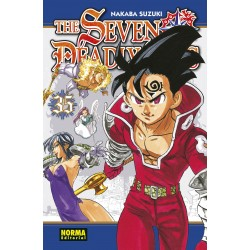 The Seven Deadly Sins 35