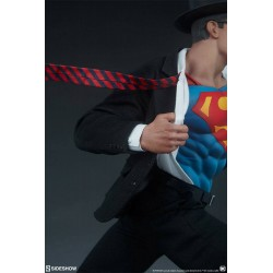 estatua superman call to action premium format sideshow