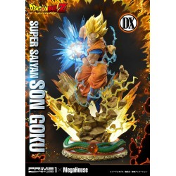 Estatua Dragon Ball Z Son Goku Deluxe Version Prime 1 Studio