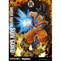 Estatua Dragon Ball Z Son Goku Deluxe Version Prime 1 Studio