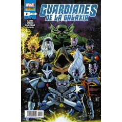 Guardianes de la Galaxia 9...