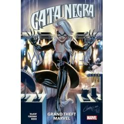 Gata Negra 1. Grand Theft...