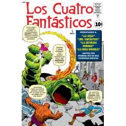 Fantastic Four 1 (Marvel...