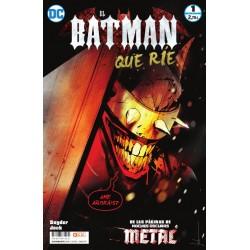 El Batman que Ríe...