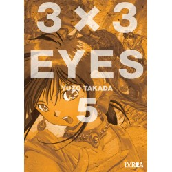 3 X 3 Eyes 5