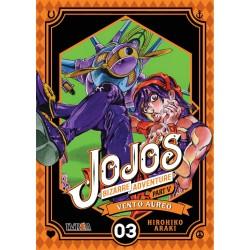 Jojo's Bizarre Adventure Parte 5. Vento Aureo 3