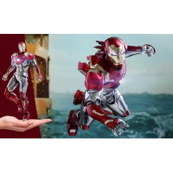 iron man mark LXVII homecoming hot toys