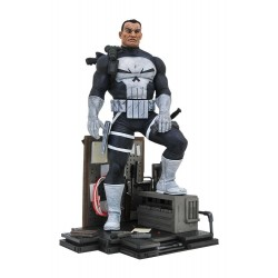 Estatua Castigador Marvel Comic Gallery Punisher