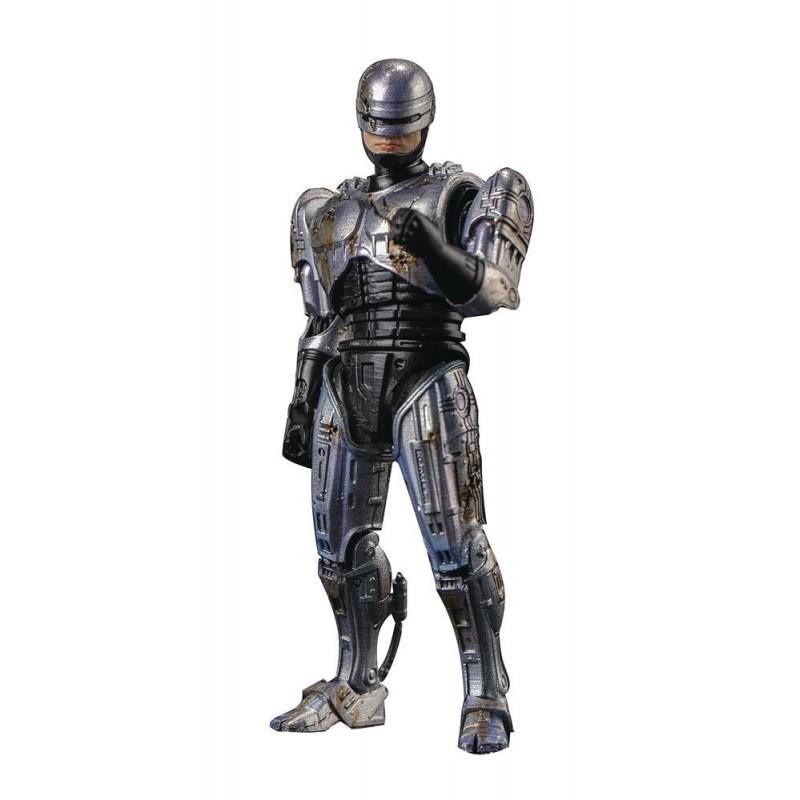 Figura Robocop Battle Damaged Previews Exclusive Hiya