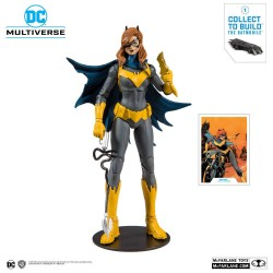 Figura Batgirl Art of the Crime DC Rebirth McFarlane Multiverse DC Comics