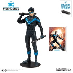 Figura Nightwing Better Than Batman DC Rebirth McFarlane Multiverse DC Comics