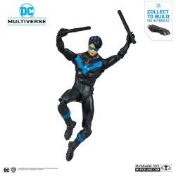 Figura Nightwing Better Than Batman DC Rebirth McFarlane Multiverse DC Comics