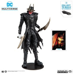Figura El Batman que Ríe Dark Nights Metal McFarlane Multiverse DC Comics