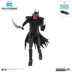 Figura El Batman que Ríe Dark Nights Metal McFarlane Multiverse DC Comics