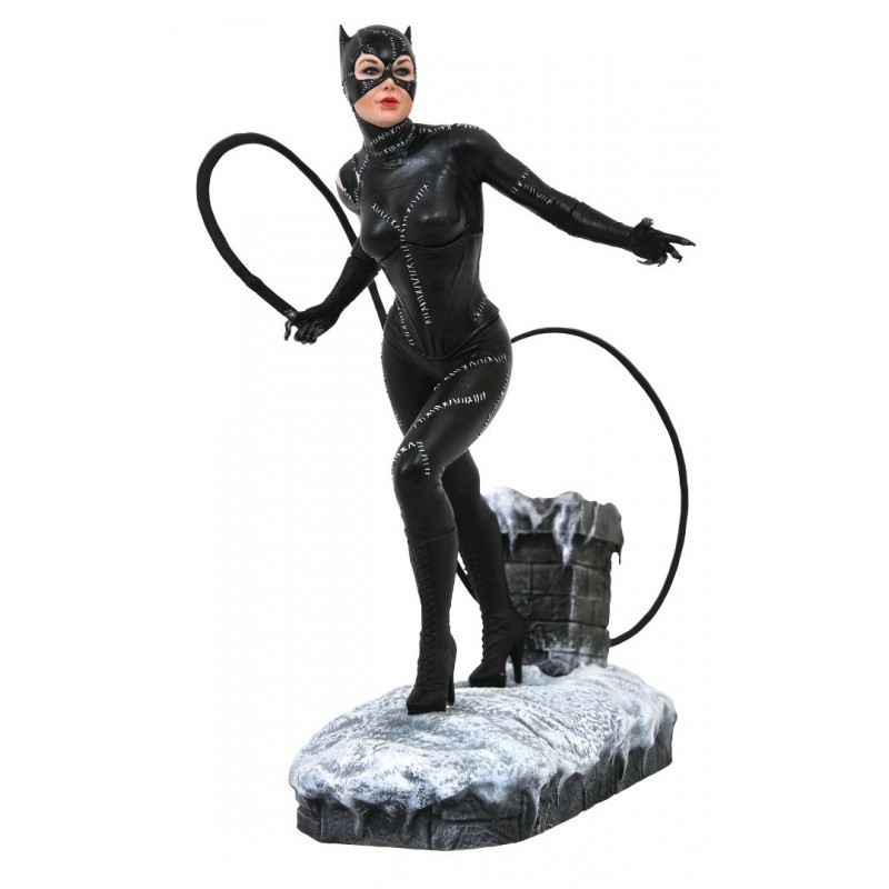 Estatua Catwoman Batman Returns DC Comics Gallery