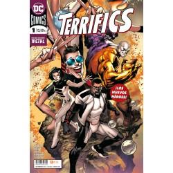 Los Terrifics (Colección Completa)