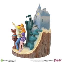 Estatua Scooby Doo Carved by Heart Enesco