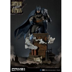 Estatua Batman Gotham a Luz...