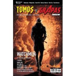 Tomos y Grapas Magazine 8