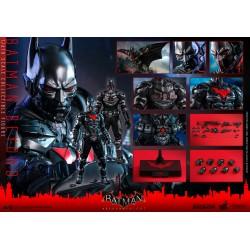 batman beyond hot toys batman arkham knight