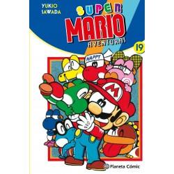 Super Mario Aventuras 19