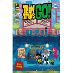 Teen Titans Go! 36