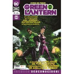 El Green Lantern 93 / 11