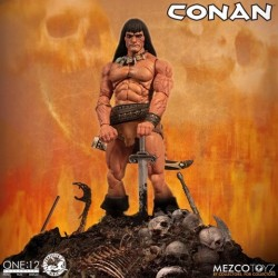Figura Conan El Bárbaro Mezco (The One 12: Collective)