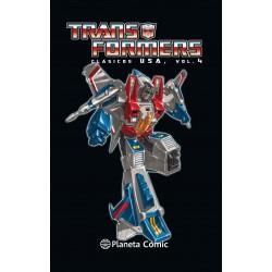 Transformers. Clásicos USA 4