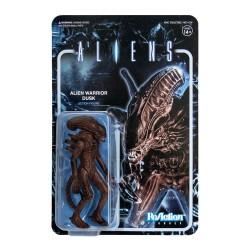 Figura Alien Warrior Dusk Brown ReAction Super7