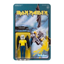 Figura Iron Maiden Flight of Icarus ReAction Super7