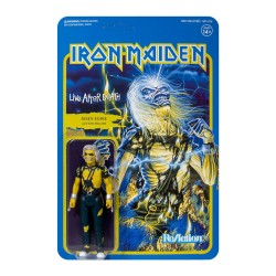 Figura Iron Maiden Live After Death ReAction Super7