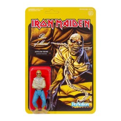 Figura Iron Maiden Piece of Mind ReAction Super7