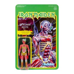 Figura Iron Maiden Somewhere in Time ReAction Super7