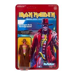Figura Iron Maiden Stranger in a Strange Land ReAction Super7
