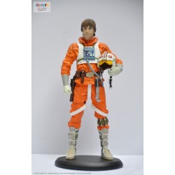 Figura Luke Skywalker. Star Wars El Imperio Contraataca (Attakus)
