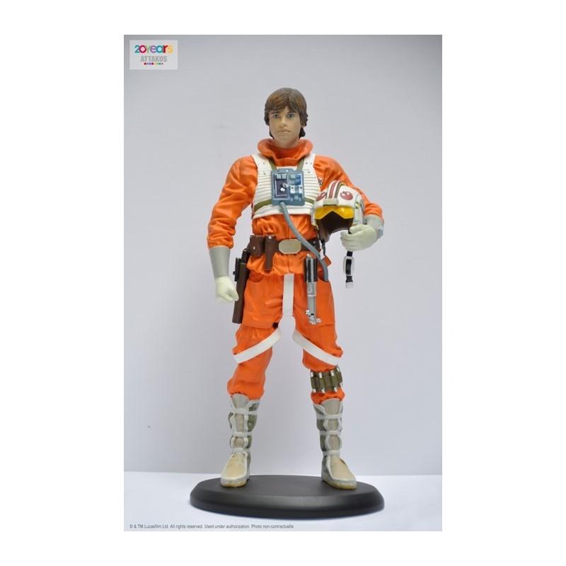 Figura Luke Skywalker. Star Wars El Imperio Contraataca (Attakus)