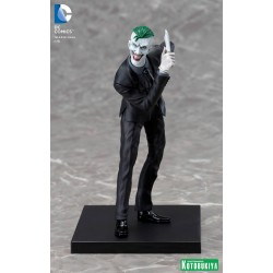 DC Comics: Joker New 52 ARTFX+ Statue