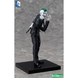 Imagén: Joker. Estatua New52 ArtFX+ Kotobukiya