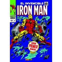 Iron Man 2. ¡Por la fuerza...
