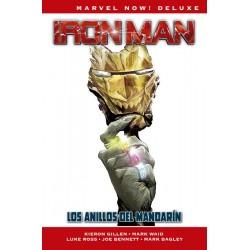 Iron Man de Kieron Gillen...