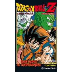 Dragon Ball Z. Son Goku el...