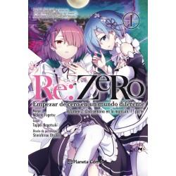 Re:Zero Chapter 2 (Manga) 1