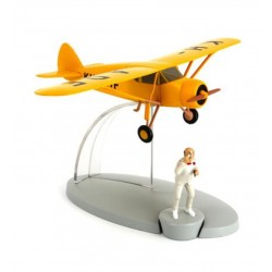 """Avión Tintín. Avión de Reconocimiento Albatros en """"Stock de Coque"""""""